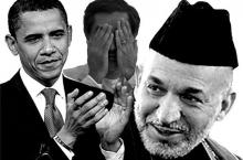 СУЛТОН КАРЗАЙ  Обама «Султони Афғонистон»-ро таъин кард