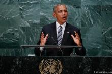 «Суруди хайрбод»-и Обама дар Маҷмаи умумии Созмони Милал