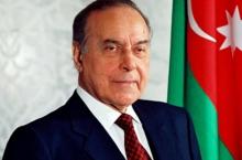 Гейдар Алиев-бунёдгузори Озарбойҷони муосир