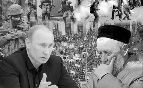 Ҳимоят аз Путин. Бо кадом ҳадаф, холисанлиллоҳ?