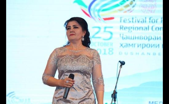 Ҷашнвораи сулҳи сафирони ҷавон дар Душанбе