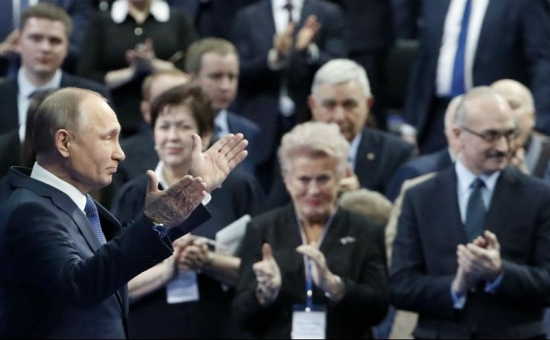 Чаро Путин телефони мобилӣ надорад?